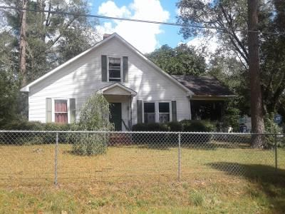 3 Bed 1 Bath Preforeclosure Property in Blythe, GA 30805 - Murrow Rd
