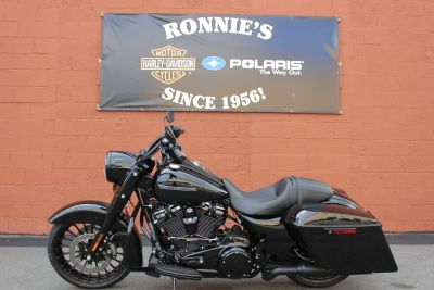2018 Harley-Davidson Road King Special Cruiser Pittsfield, MA
