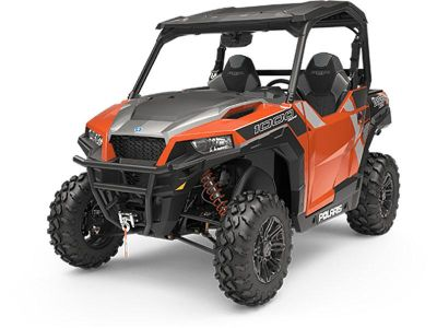 2019 Polaris General 1000 EPS Deluxe Utility SxS Olive Branch, MS