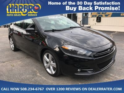 2015 Dodge Dart Limited/GT (Pitch Black Clearcoat)