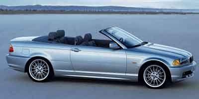2001 BMW 3-Series 325Ci (Steel Blue Metallic)