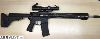 For Sale/Trade: MSR with New Optics