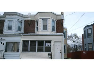 3 Bed 1 Bath Foreclosure Property in Darby, PA 19023 - Jackson Ave