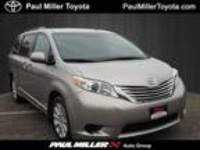 used 2015 Toyota Sienna for sale.