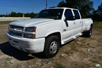 Used 2003 Chevrolet Silverado 3500 Crew Cab for sale