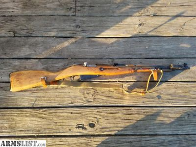 For Sale/Trade: M44 Mosin
