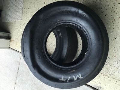 Buy MICKY THOMPSON 29 / 10.5 15S Stiff wall, TIRES ARE LIKE NEW, ONLY 4 PASSES motorcycle in West Sunbury, Pennsylvania, United States, for US $300.00