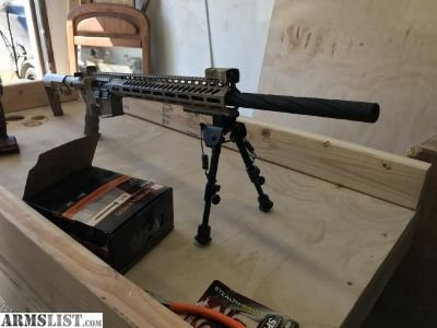 For Sale: Shilen 24 Spiral flute AR15 barrel