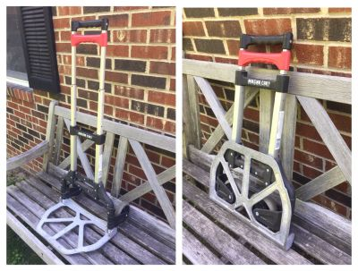 Folding Dolly/Hand Truck **READ PICK-UP DETAILS BELOW