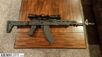 For Sale/Trade: Yugo M70 (AK47)