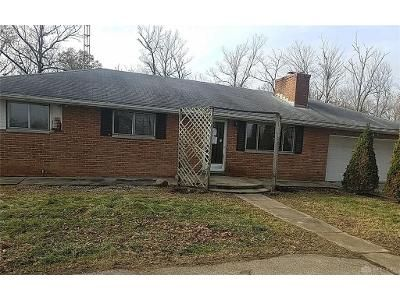 3 Bed 2 Bath Foreclosure Property in Somerville, OH 45064 - State Route 122