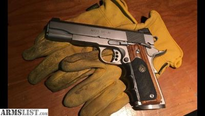 For Sale/Trade: Springfield 1911 a1