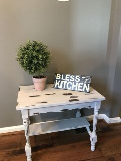 Vintage Table/Bench