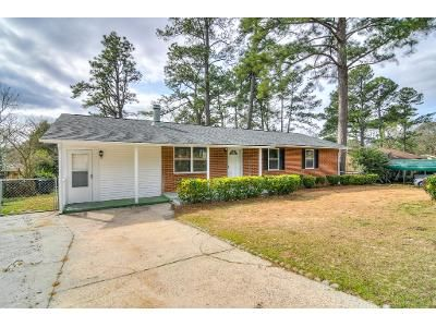 3 Bed 2 Bath Foreclosure Property in Augusta, GA 30906 - Rosier Rd