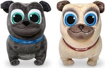 Looking for Puppy Dog Pals stuffed animals