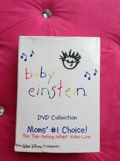 Baby Einstein 26 DVD 's Collection Lot