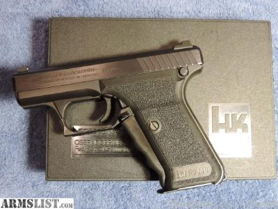 For Sale: Heckler & Koch P7M8