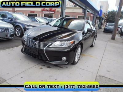 2013 Lexus ES 350 Base (BLACK)