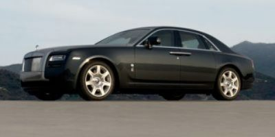 2014 Rolls-Royce Ghost Base (Darkest Tungsten)