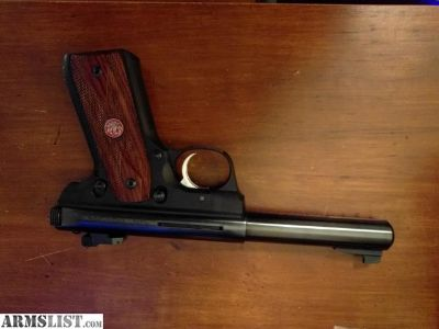 For Sale: Ruger Mark III Target