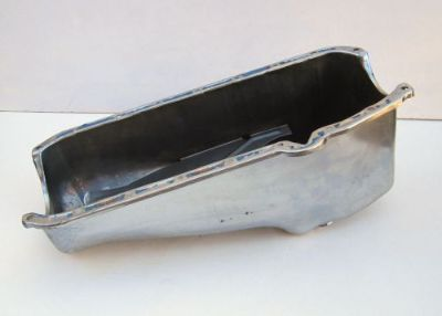 Find OIL PAN, plain steel, 5-qt., SBC '58-'79 Chevy V8, Summit R. SUM-G3500X, used motorcycle in Sparks, Nevada, United States, for US $12.00