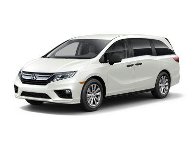 2019 Honda Odyssey LX (Modern Stl Met)