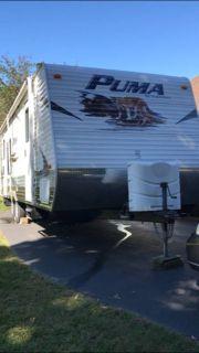 2011 Palomino Puma 25RKSS