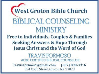 Free Biblical Counseling