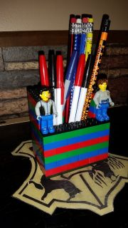 Desk organizer (kids)