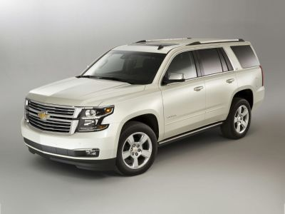 2015 Chevrolet Tahoe LT (Black)