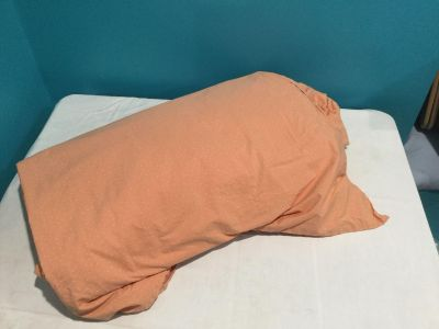 Queen size flat & fitted sheet