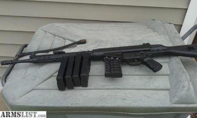 For Sale: FA91 Fa 91 G3 rifle