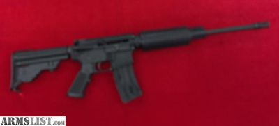 "For Sale: NIB DPMS AR-15 W/ ONE MAG 16"" BBL"