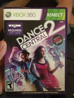 Xbox 360 dance central 2 - ppu (near old chemstrand & 29) or PU @ the Marcus Pointe Thrift Store (on W st)