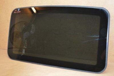 Purchase 06-08 W164 MERCEDES ML500 ML350 ML320 SUNROOF MOON ROOF WINDOW GLASS USED OEM motorcycle in Riverview, Florida, United States, for US $149.99
