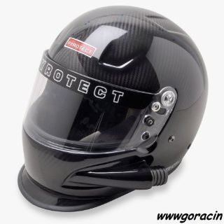Sell SA2015 Pyrotect Carbon Fiber Duckbill Pro Airflow Side Forced Air Helmet,Snell motorcycle in Redmond, Oregon, United States, for US $879.00
