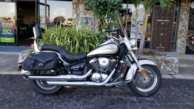 2011 Kawasaki Vulcan 900 Classic LT Cruiser Motorcycles Largo, FL