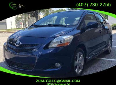 Used 2007 Toyota Yaris for sale