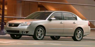 2007 Chevrolet Malibu LT (Amber Bronze Metallic)