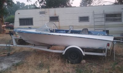 Free boat, with title