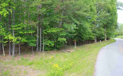 Forest Drive Blairsville, 2 Acres Gentle wooded lot on paved