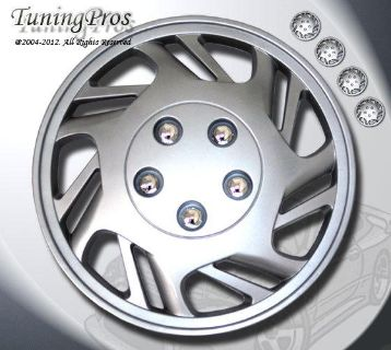 """Purchase Style 126 15 Inches Hub Caps Hubcap Wheel Cover Rim Skin Covers 15"""" Inch 4pcs motorcycle in Walnut, California, US, for US $27.09"""