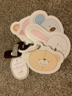 Baby stroller cards, new with tag!