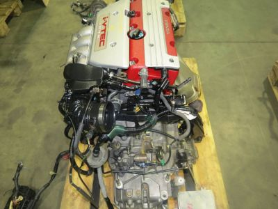 JDM K20A Type R Engine 2.0L Dohc VTEC Engine 6 Speed LSD Tra