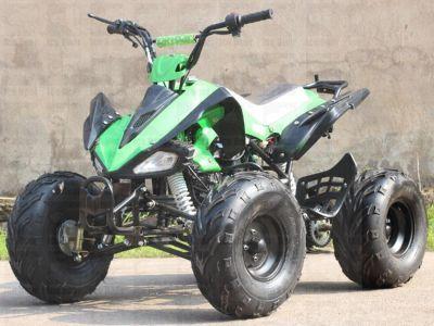 ATV (PAH125-12) Metallic Green/Black