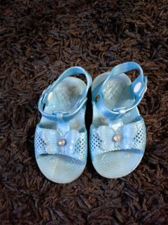 Toddler sandals size 3.5
