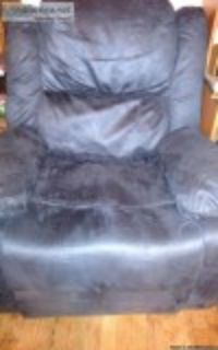 Barely used recliner
