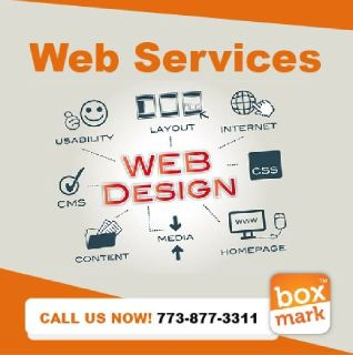 Chicago web design  | Boxmark