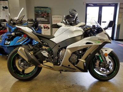 2017 Kawasaki NINJA ZX-10R ABS SuperSport Motorcycles Canton, OH