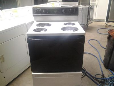 $245, GE electric stove